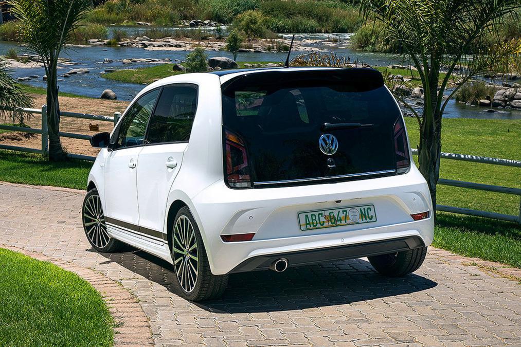 VW Up! GTI 2018 hr
