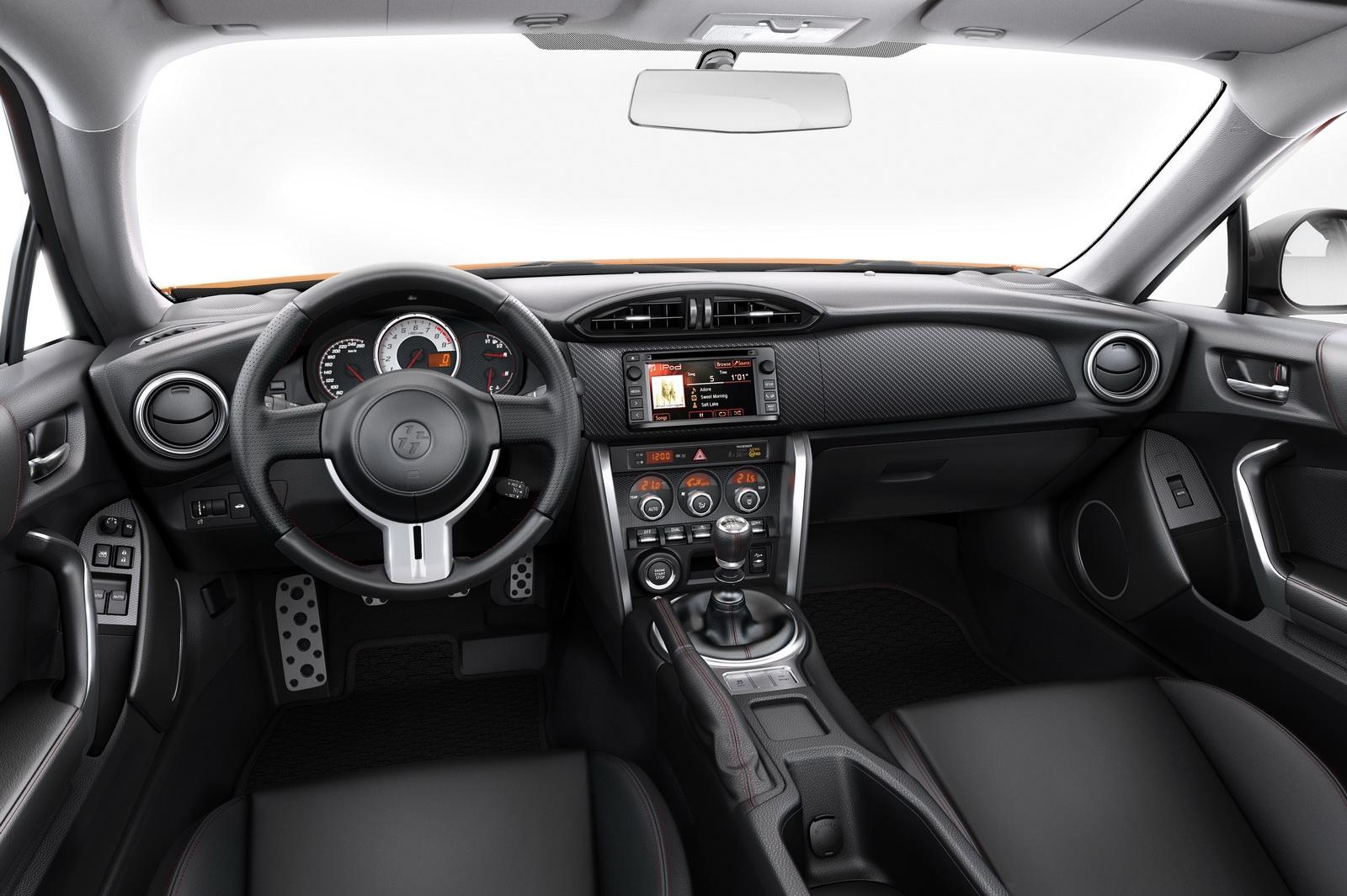 Toyota GT86 2017 ubrzanje