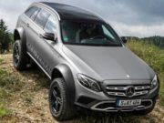 Mercedes E klasa All Terrain 4x4²