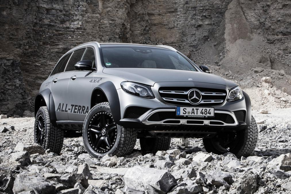 Mercedes E klasa All Terrain 4x4² cijena hr