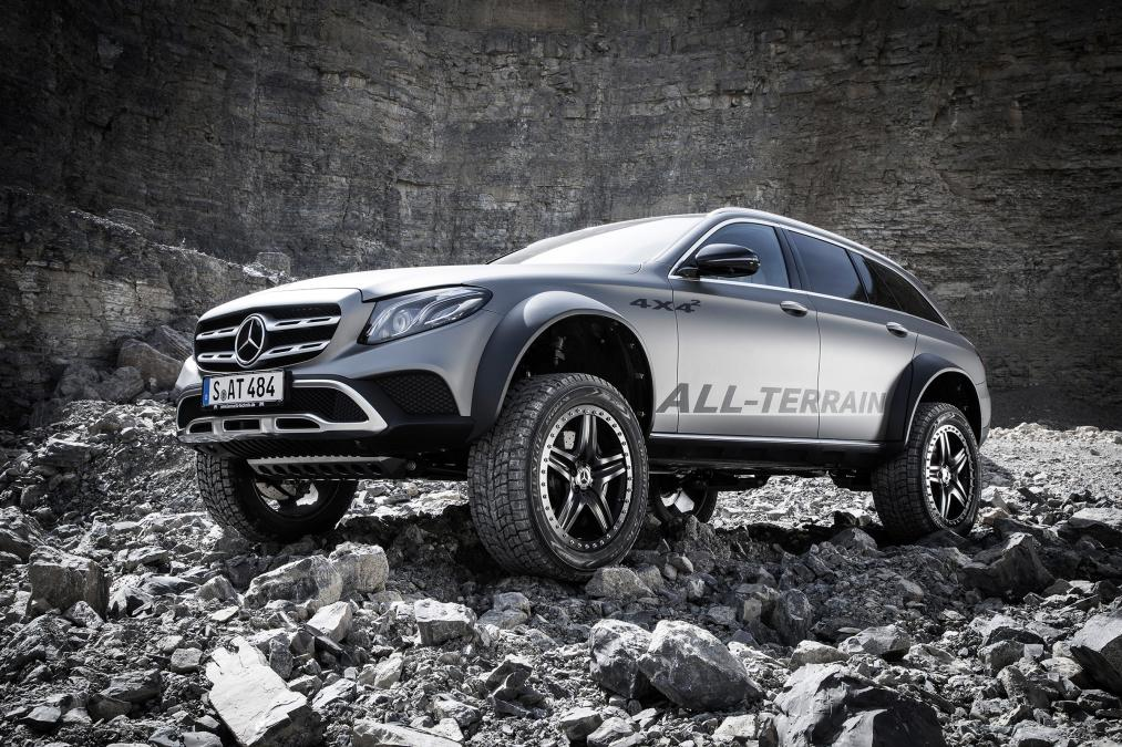 Mercedes E klasa All Terrain hr