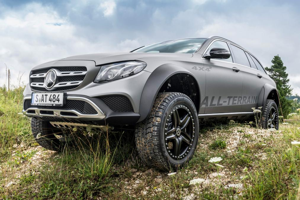 nova Mercedes E klasa All Terrain 4x4²