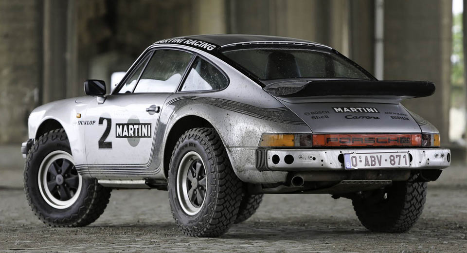 Porsche Carrera SC 1978