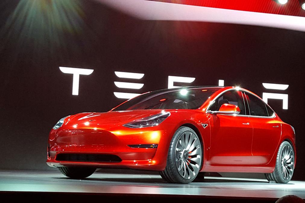 Tesla Model 3 potrošnja