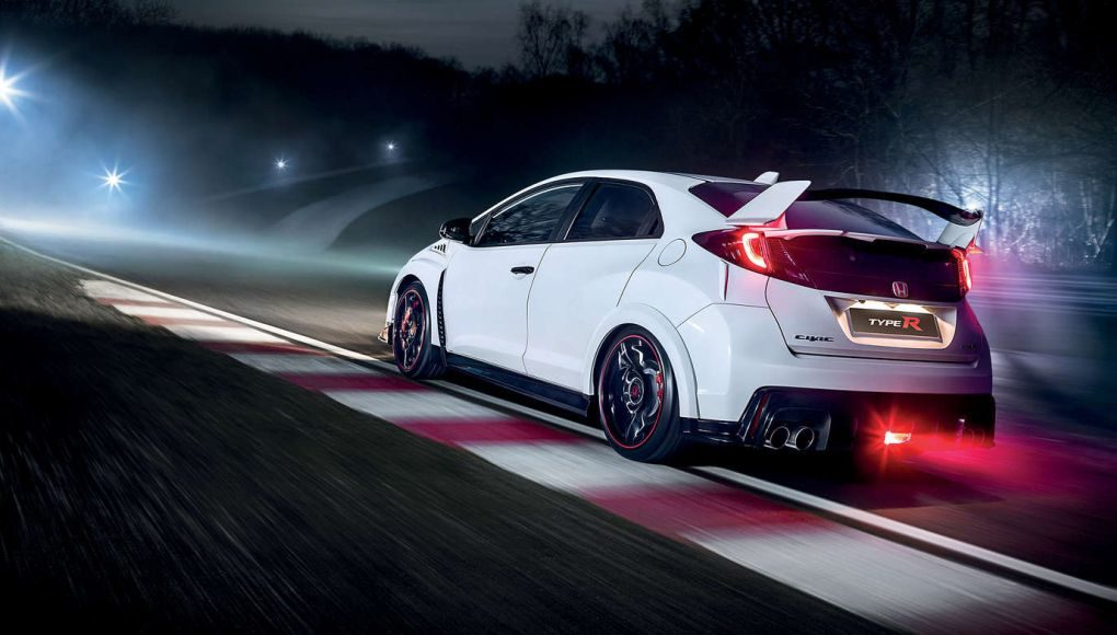 civic type r brzina