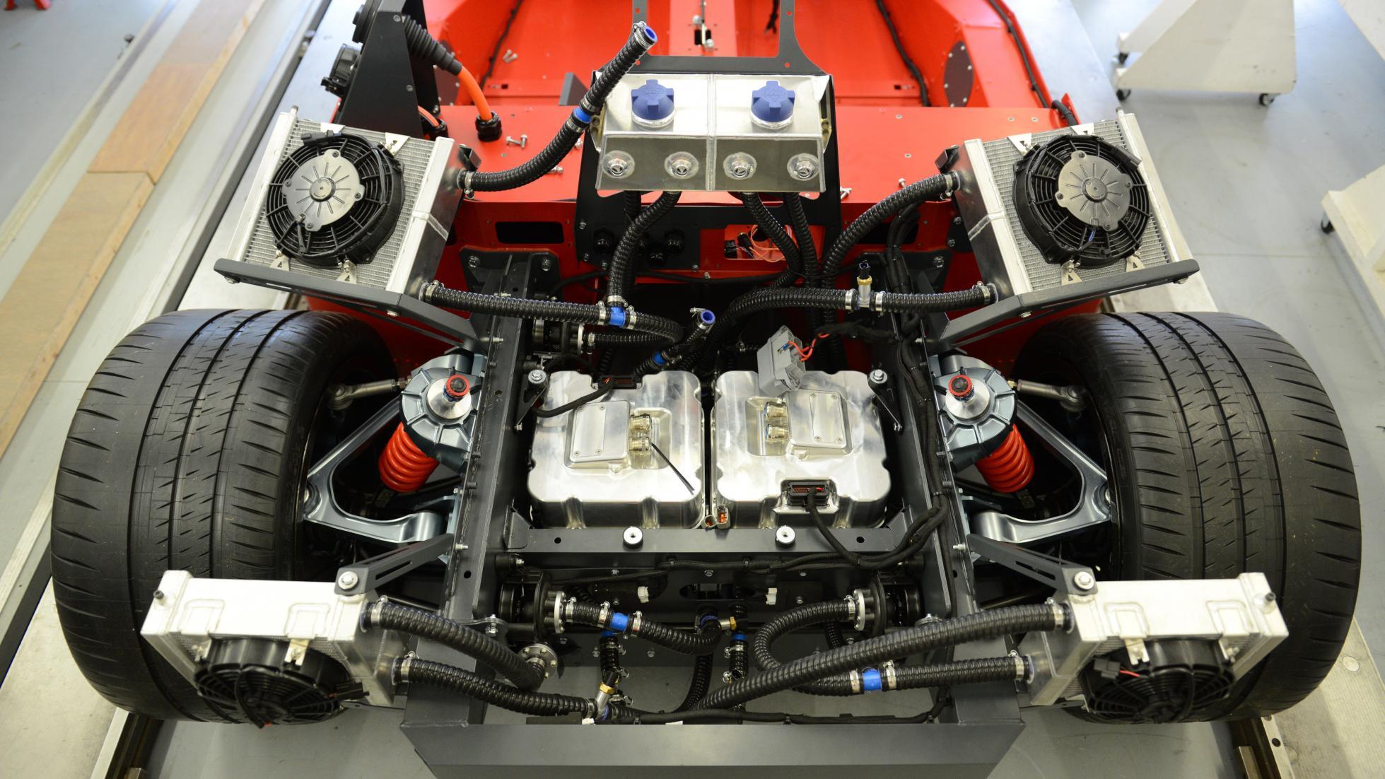 Ariel P40 električni hiperautomobil