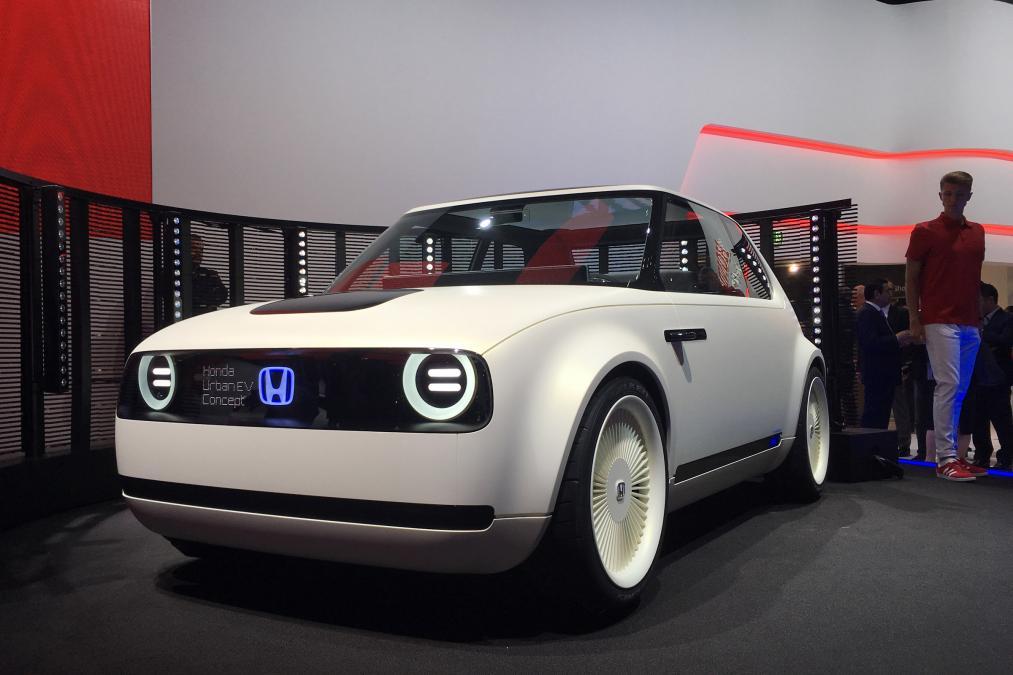 Honda Urban EV potrošnja