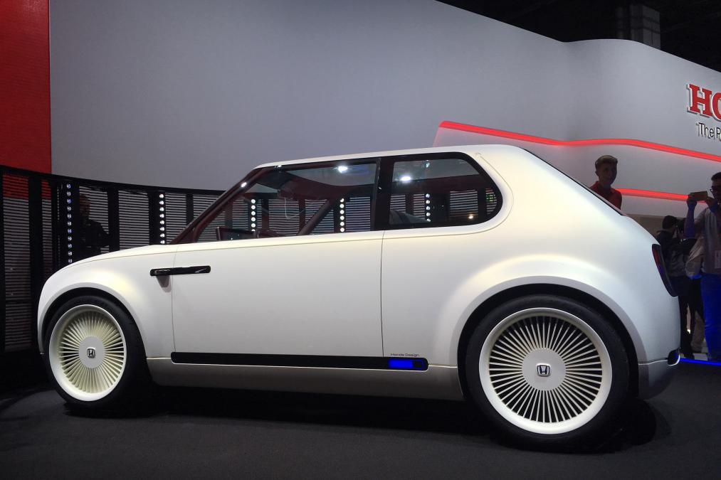 Honda Urban EV snaga