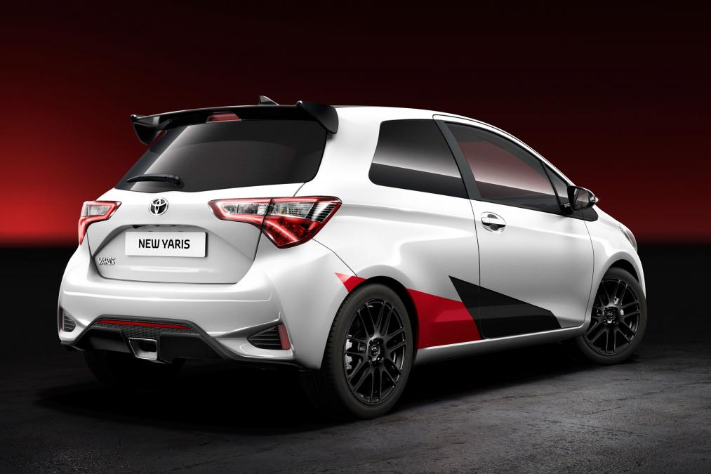 Toyota Yaris 2018 GRMN hrvatska