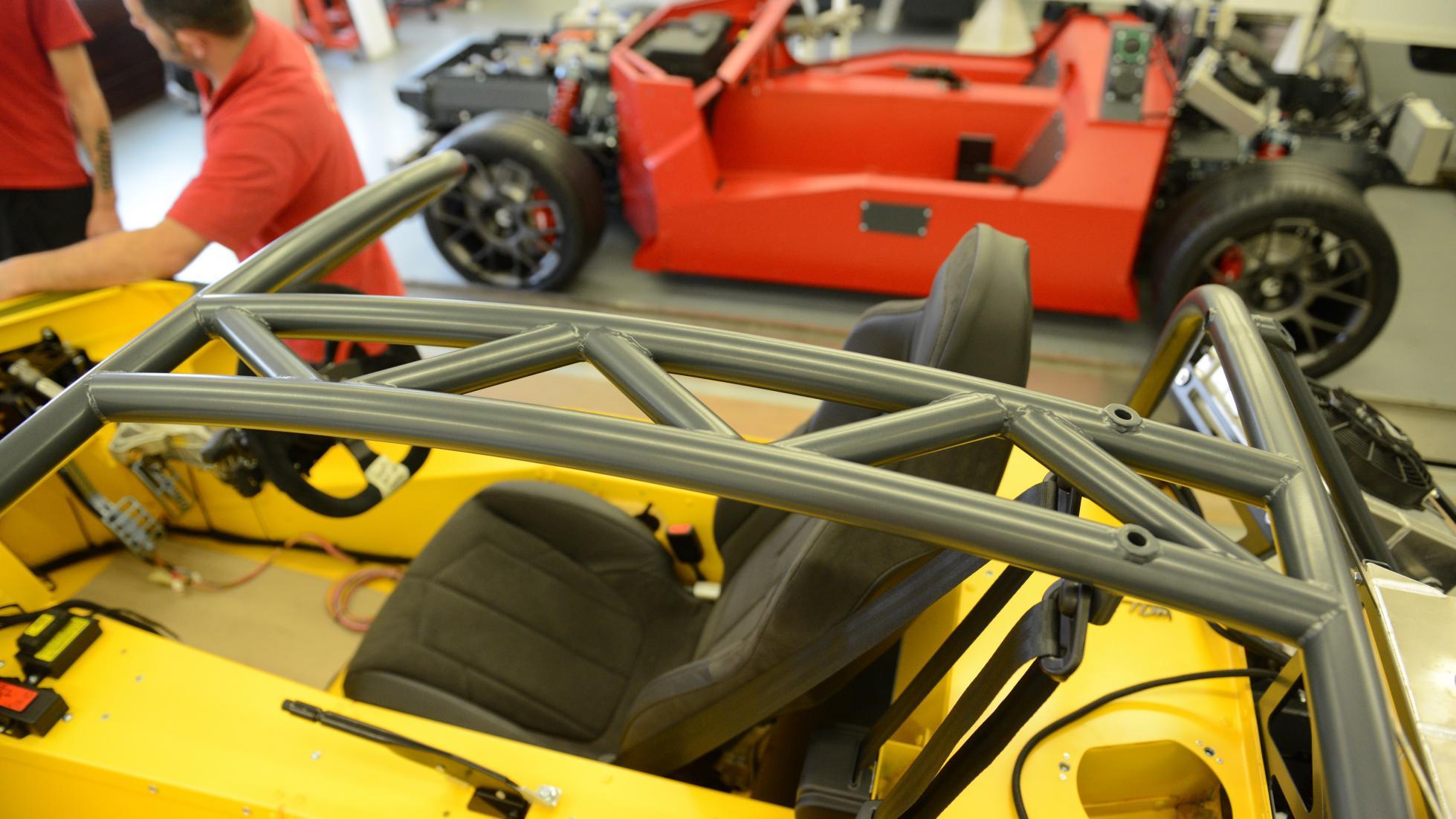 ariel električni automobil