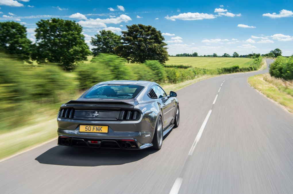 ford mustang 2017 sutton