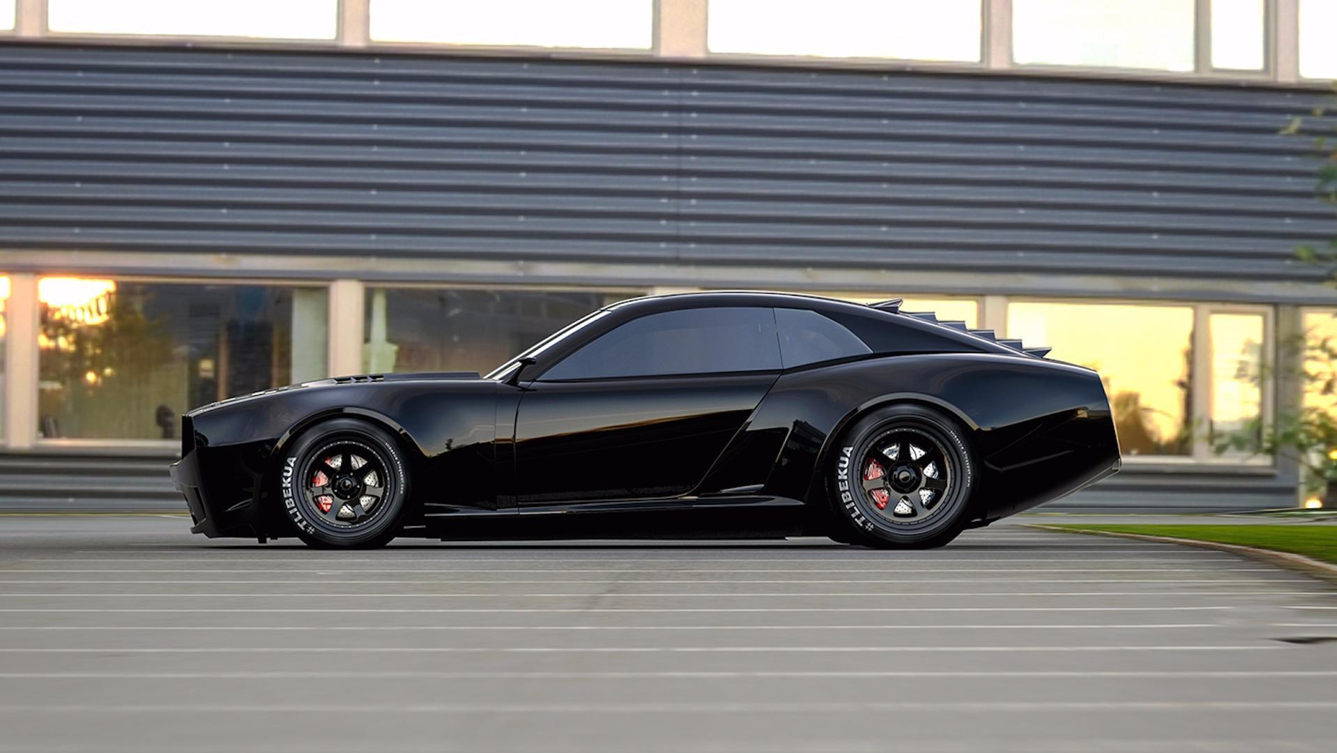 Pontiac Firebird TT koncept pokazuje kakva zvjerka nedostaje američkim muscle automobilima