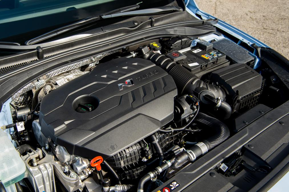 novi hyundai i30 n motor