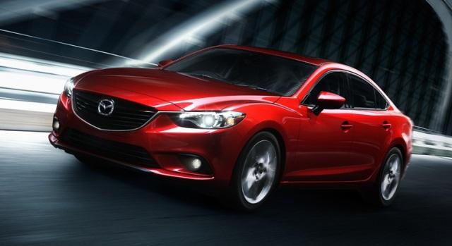 Mazda 6 2015 hr