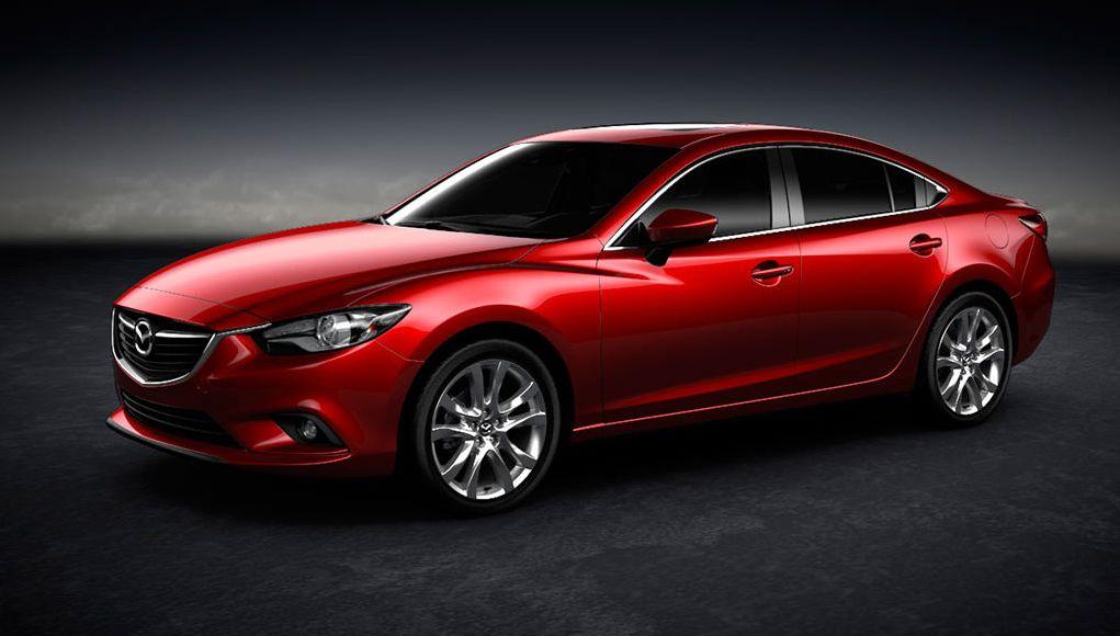Mazda 6 2015