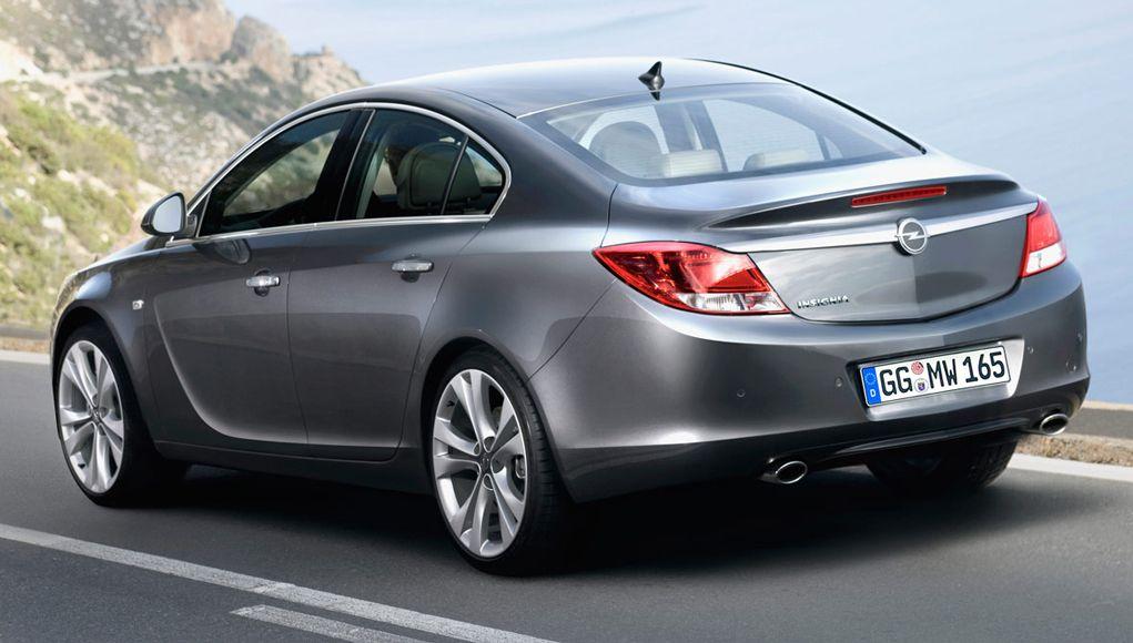Opel Insignia 2008 2013 2016