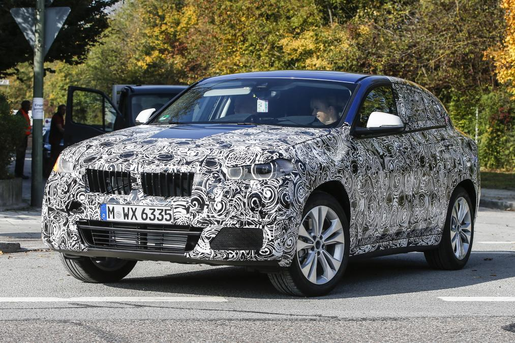 BMW X2 coupe 2