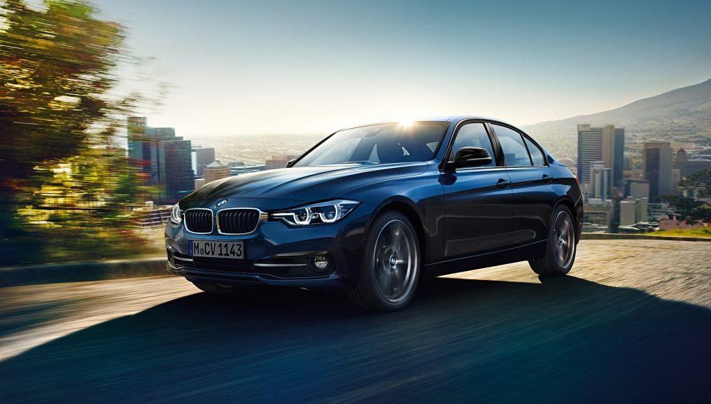 BMW serija 3 2016