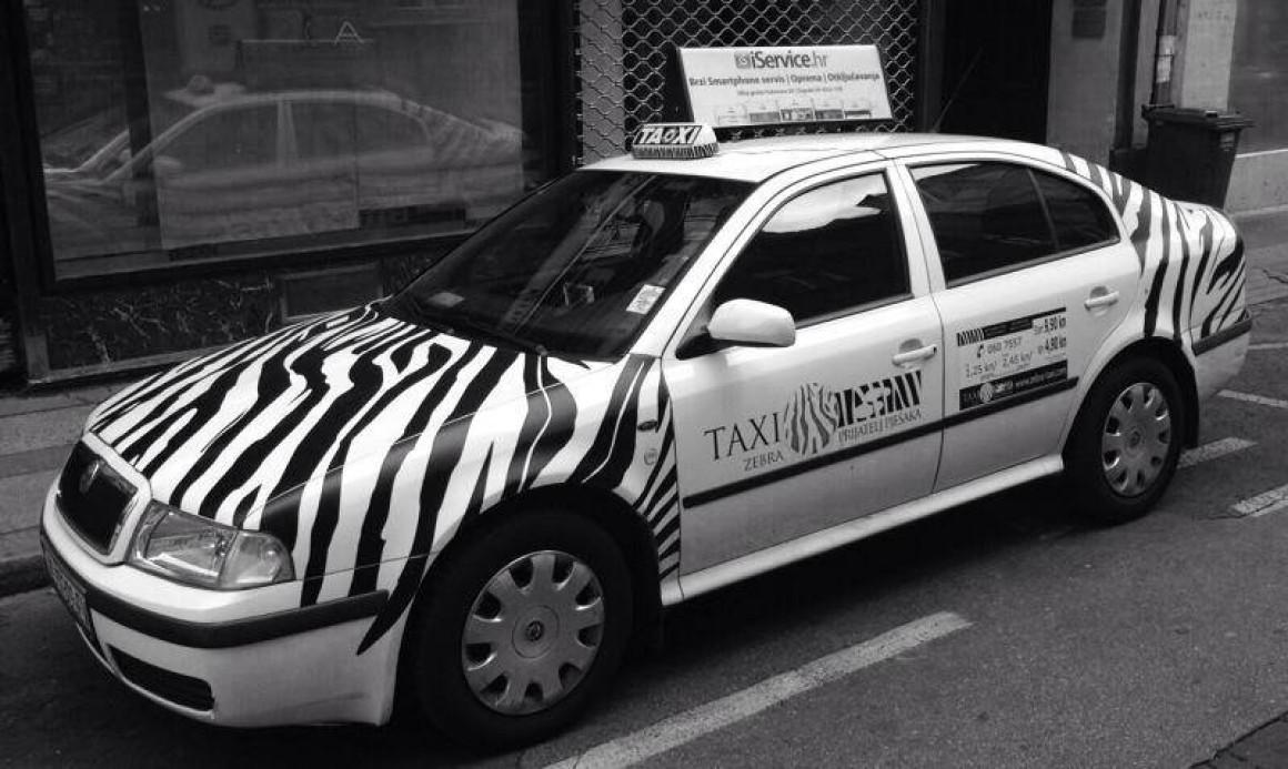 cijena taxi
