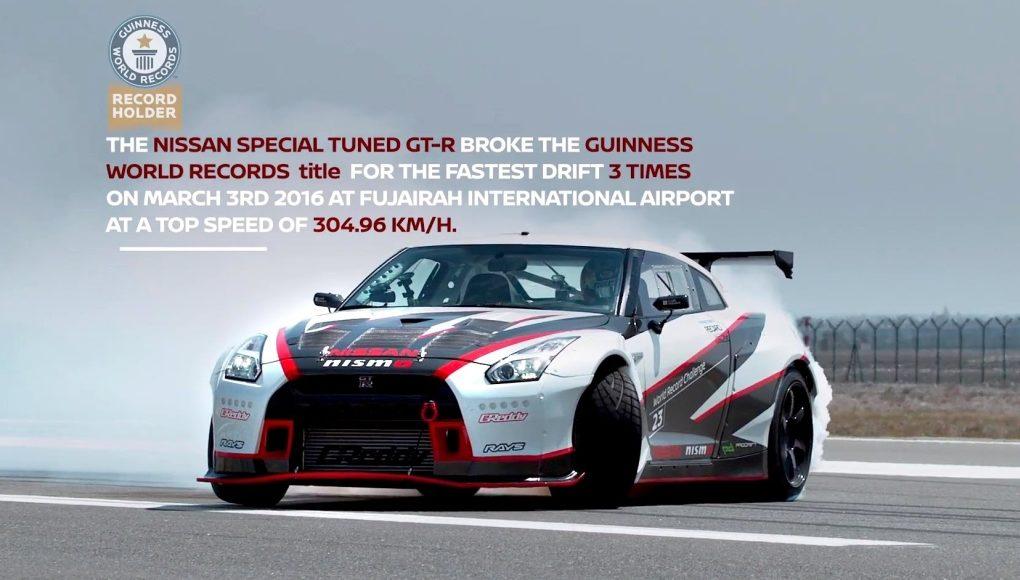 najbrži drift na svijetu