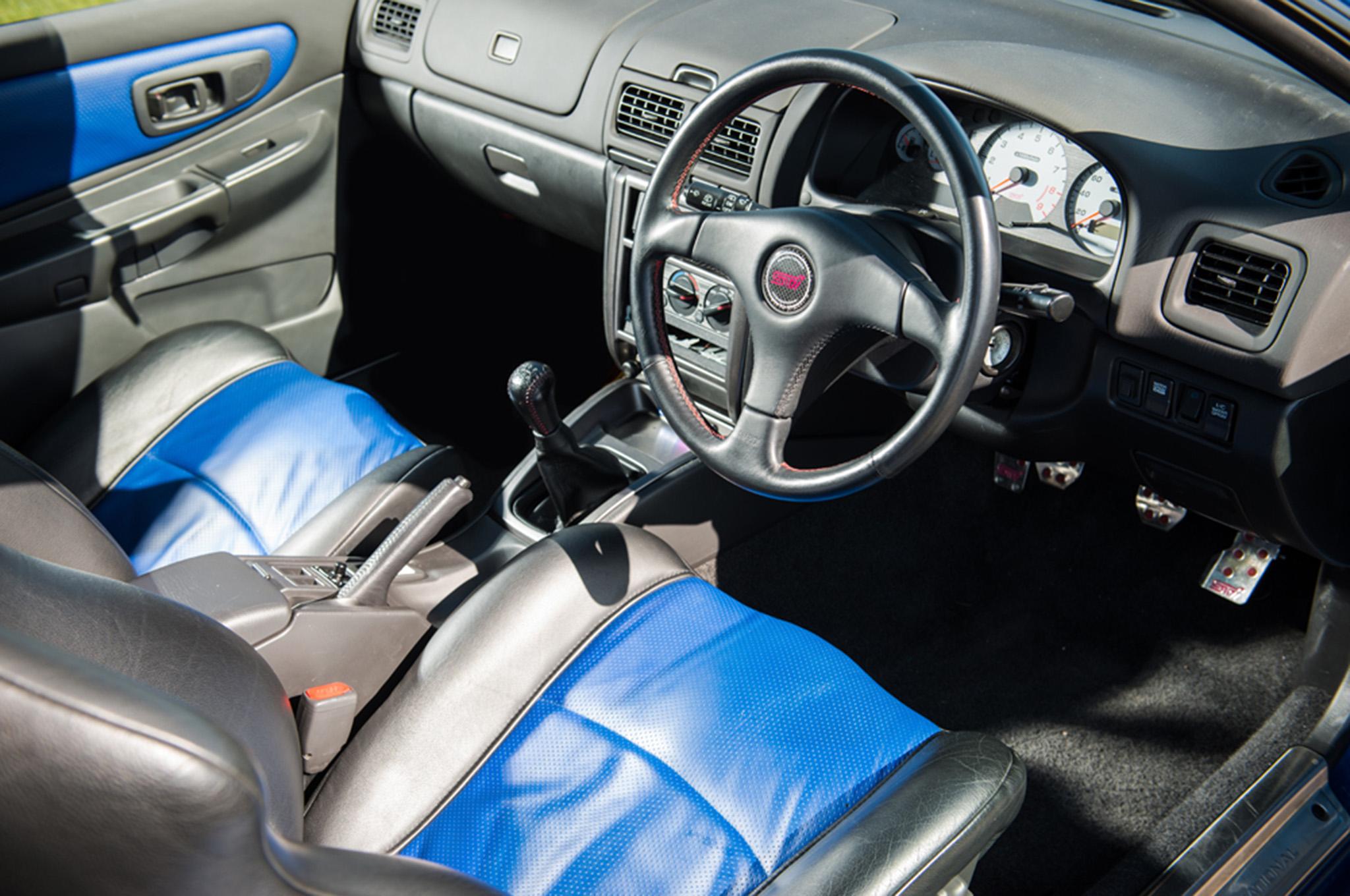 Subaru Impreza 22B STI cijena