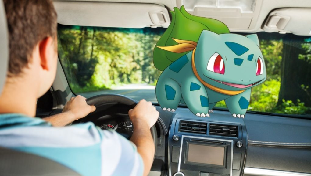 pokemon go automobili