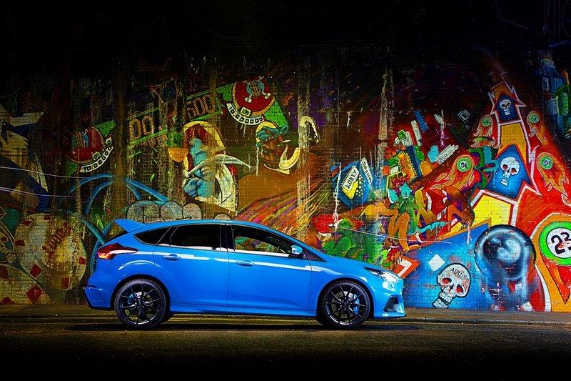 Focus RS Mountune