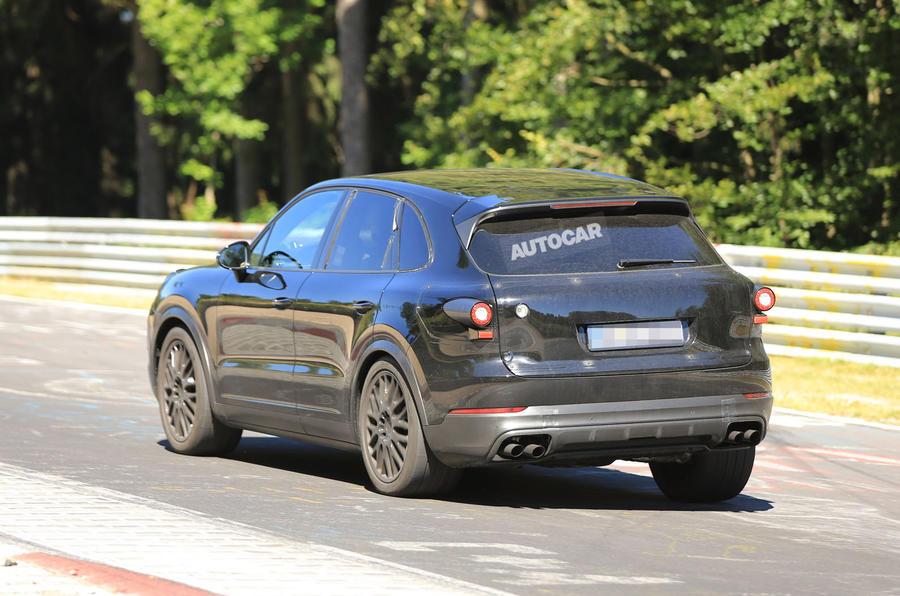 Porsche Cayenne 2018 cijena