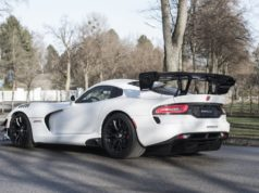 dodge viper acr 2016 hr