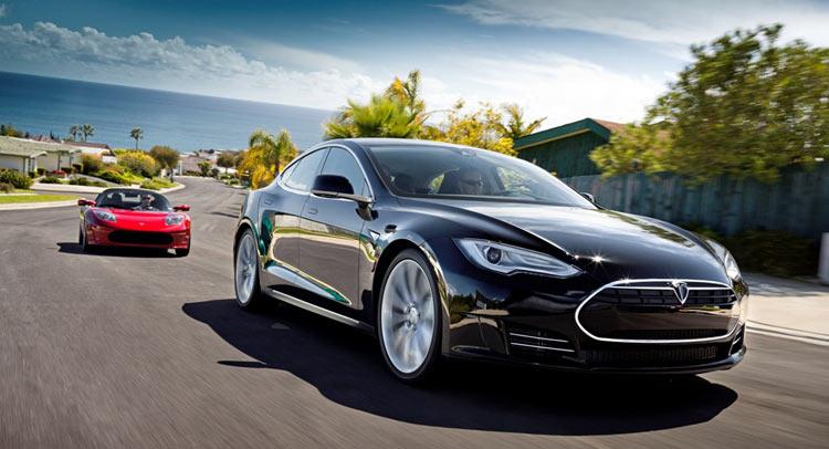 Tesla model s P100D 2017 hrvatska