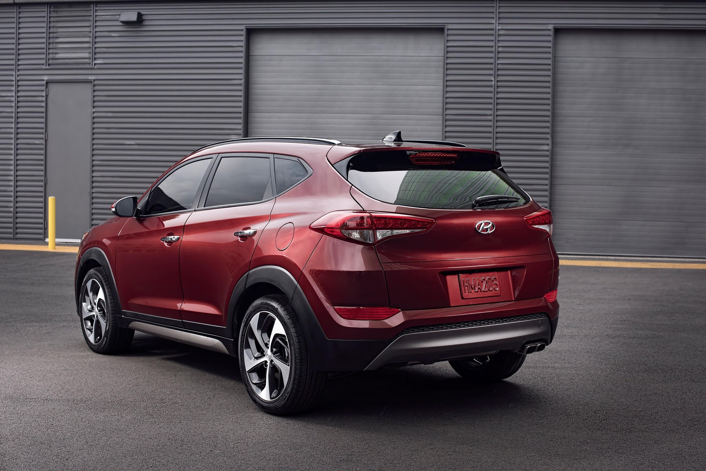 Hyundai Tucson 2016 hr