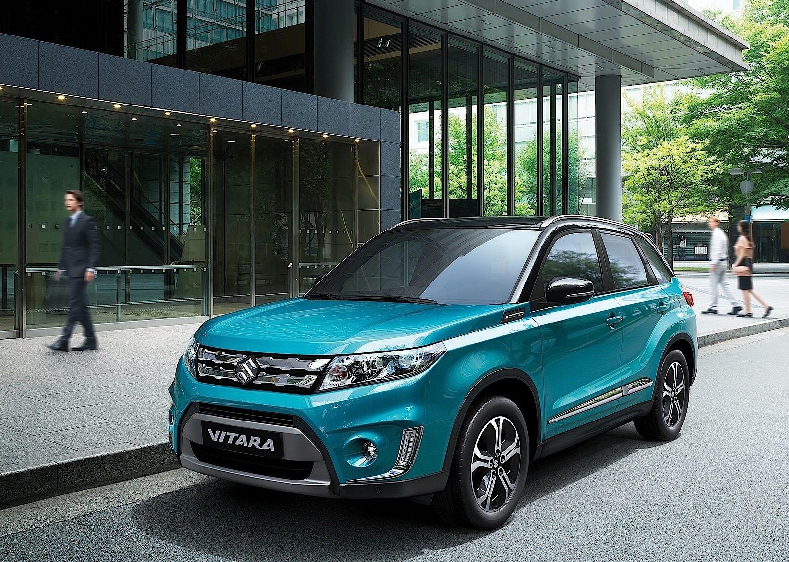 Suzuki Vitara 2016 cijena hr