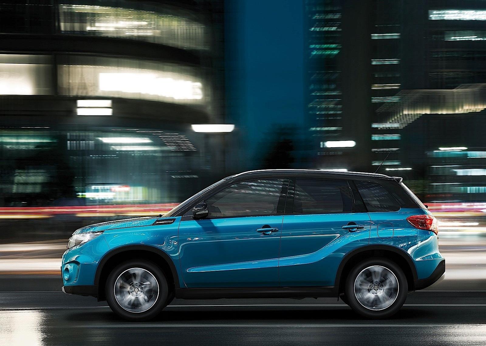 Suzuki Vitara 2016 hr
