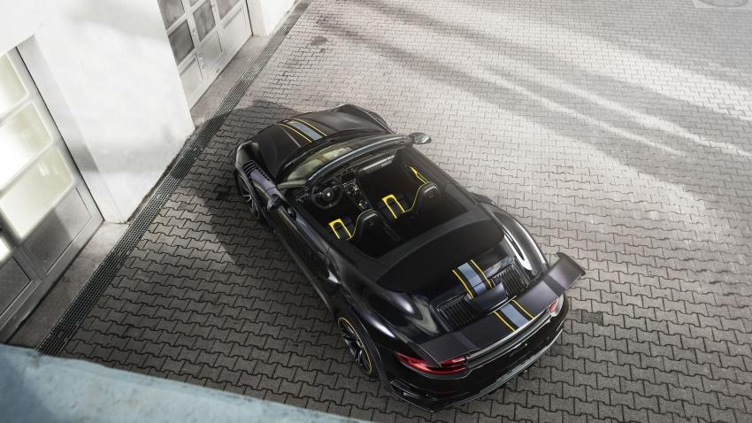 novi porsche 911 turbo s 2017