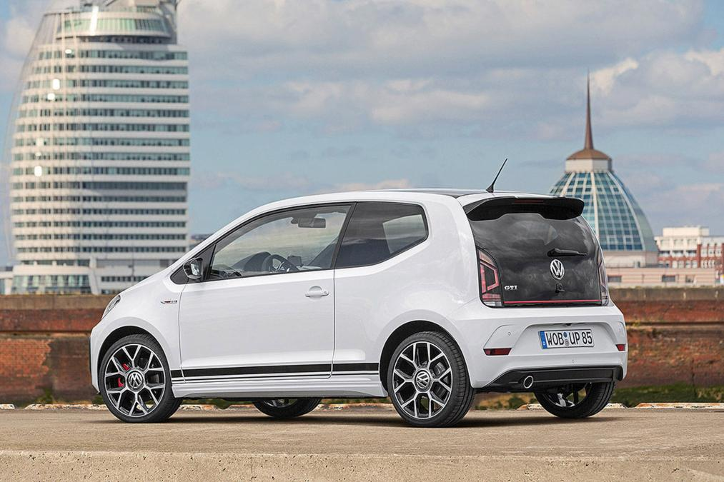 Novi VW Up! GTI 2018 hr