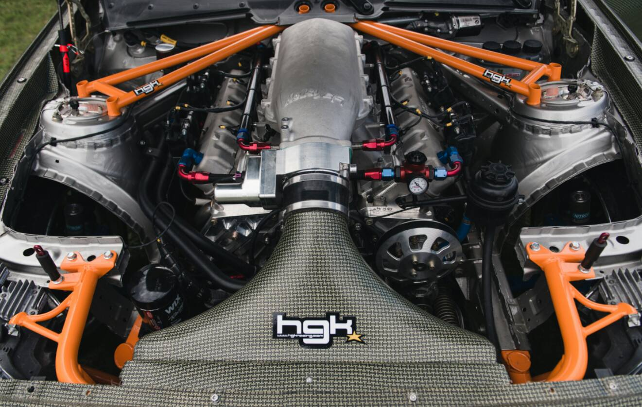 hgk racing bmw serija 2