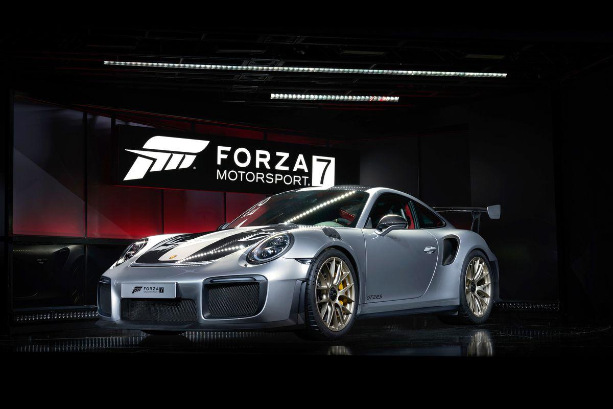 novi Porsche GT2 RS hr