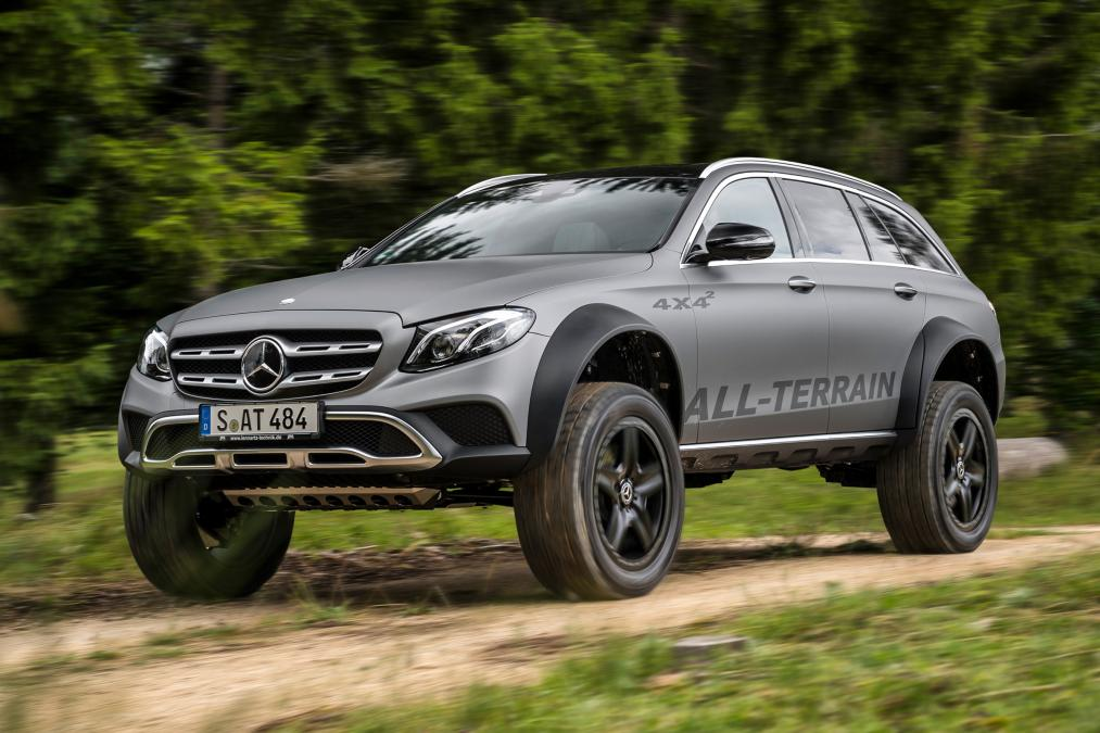 nova Mercedes E klasa All Terrain 4x4² 2017