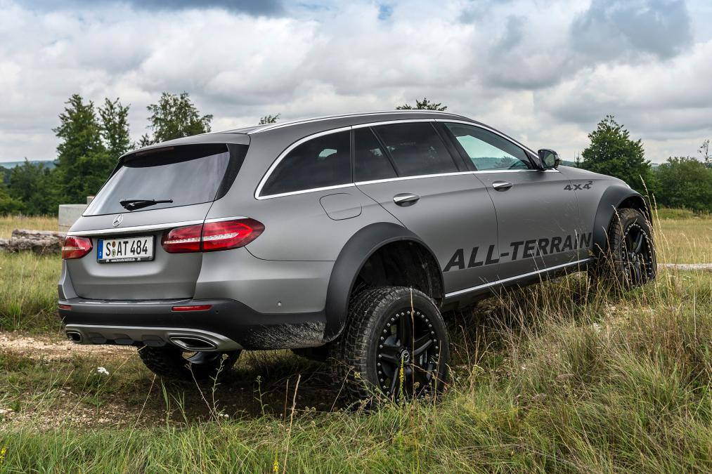 nova Mercedes E klasa All Terrain