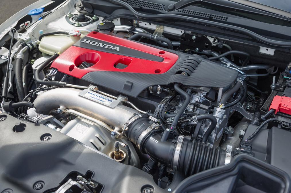 civic type r turbo motor