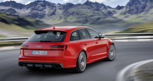 Audi RS modeli