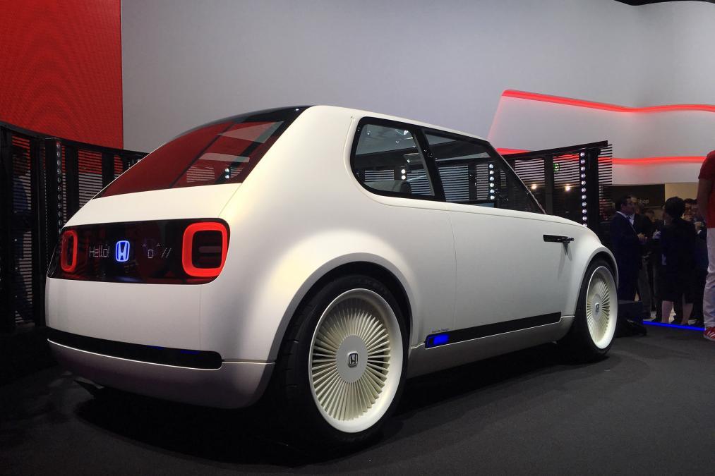 Honda Urban EV 2019 cijena hr