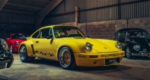 Porsche 911 RSR ubrzanje