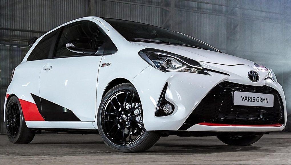 Toyota Yaris 2018 GRMN