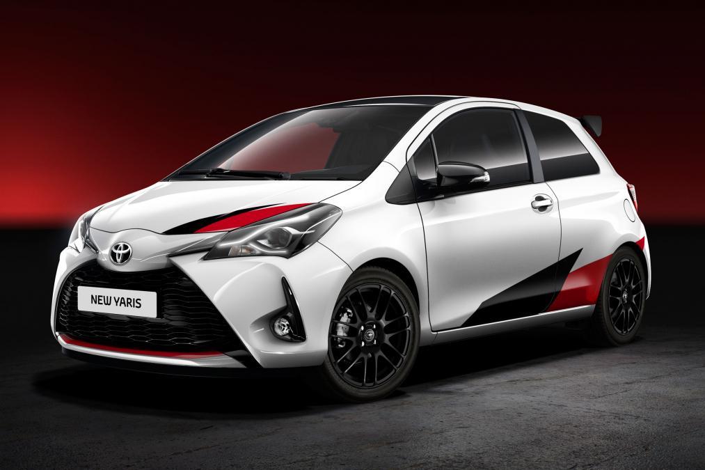 Toyota Yaris 2018 GRMN cijena hr