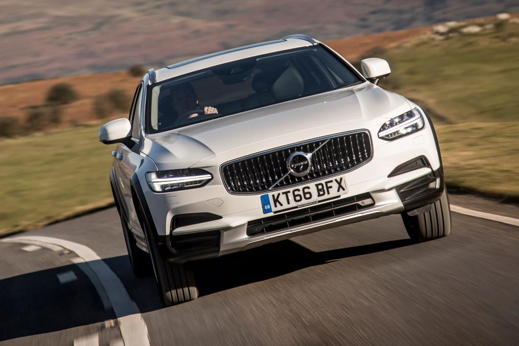 Volvo V90 Cross Country 2017 cijena