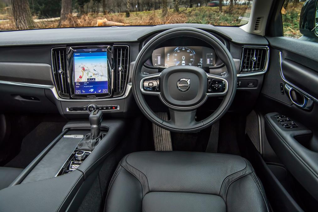 Volvo V90 Cross Country 2017 oprema