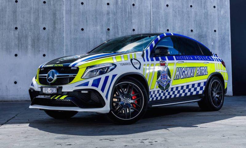 australska policija automobili