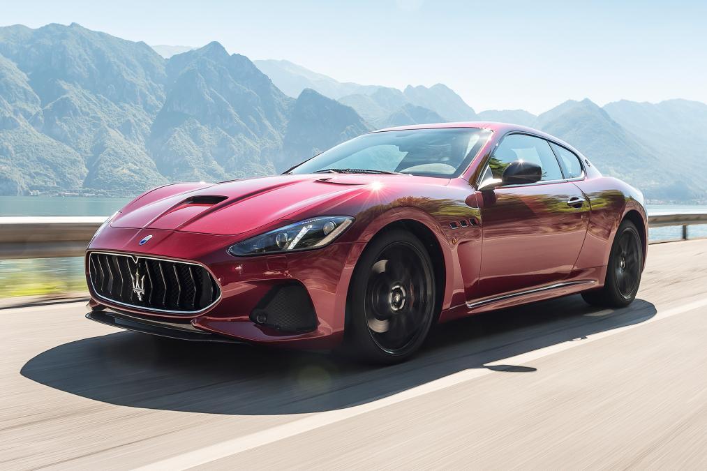 proizvodnja Maserati električni modeli