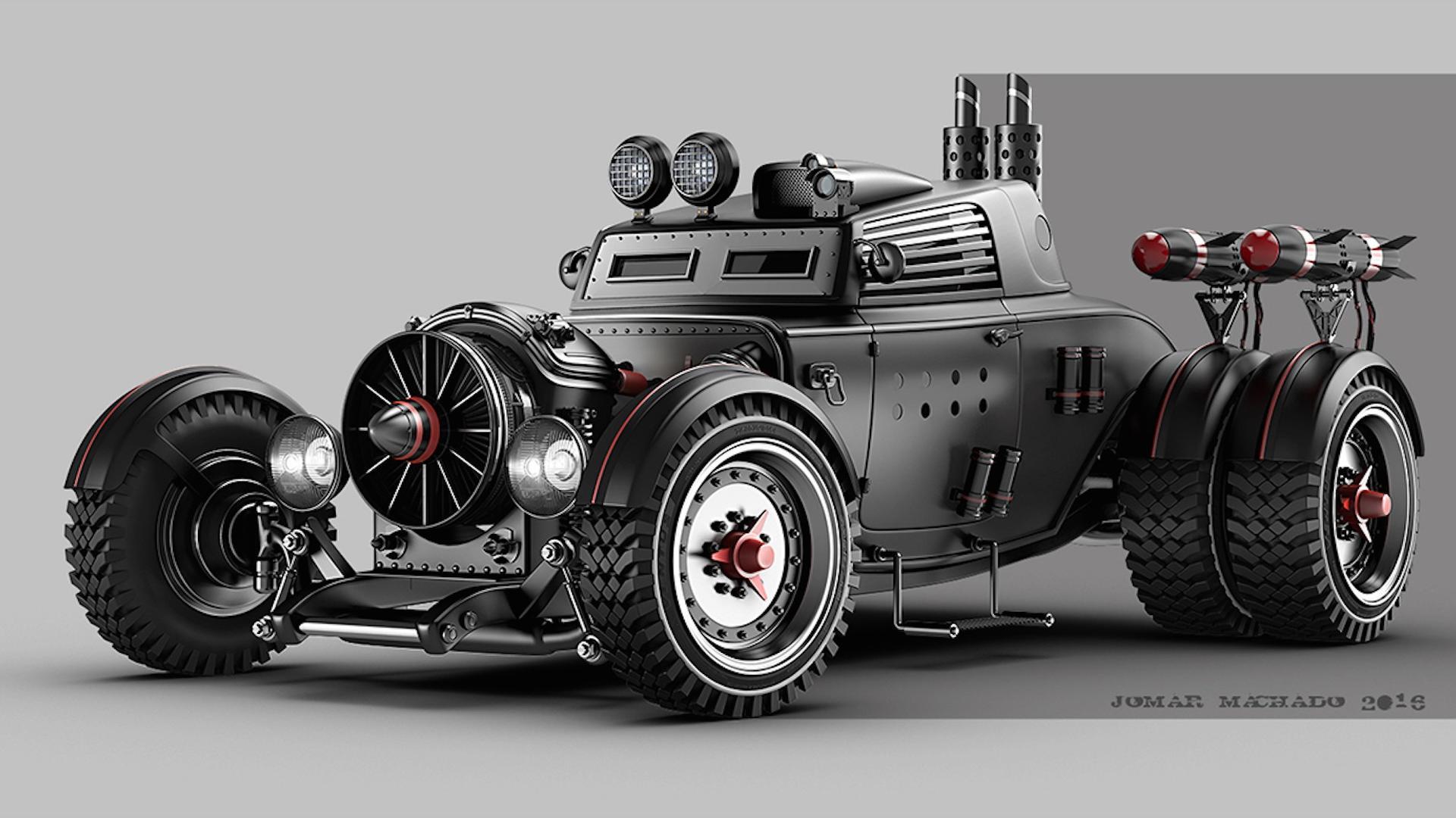 superautomobil budućnosti